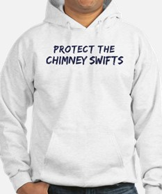 Protect the Chimney Swifts Hoodie