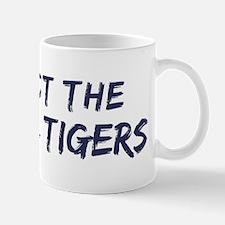 Protect the Bengal Tigers Mug
