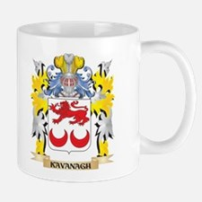 Kavanagh Coat of Arms - Family Crest Mugs