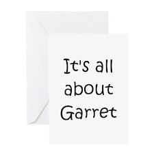 Cute Garret Greeting Card