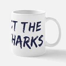 Protect the Bull Sharks Mug