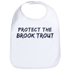 Protect the Brook Trout Bib