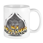 THE BULLY HOUSE LOGO Mug