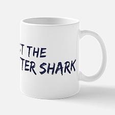 Protect the Cookie-Cutter Sha Mug