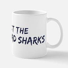 Protect the Bonnethead Sharks Mug