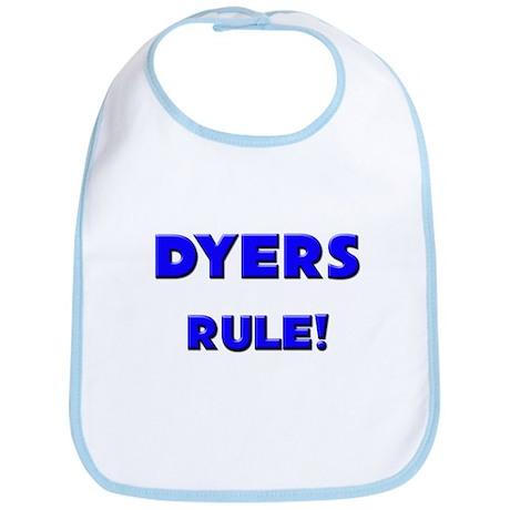 Dyers Rule! Bib