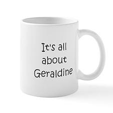 Cute Name geraldine Mug