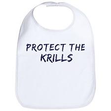 Protect the Krills Bib