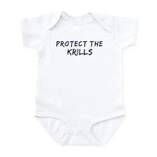 Protect the Krills Infant Bodysuit