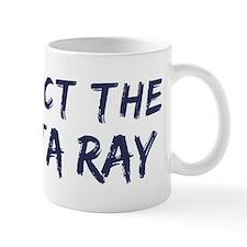 Protect the Manta Ray Mug