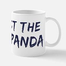 Protect the Giant Panda Mug