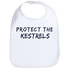 Protect the Kestrels Bib
