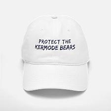 Protect the Kermode Bears Baseball Baseball Cap