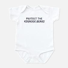 Protect the Kermode Bears Infant Bodysuit