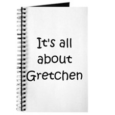 Cool Gretchen Journal