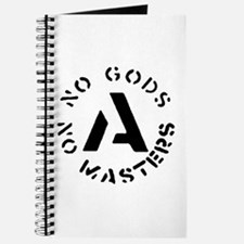 No Gods No Masters Journal