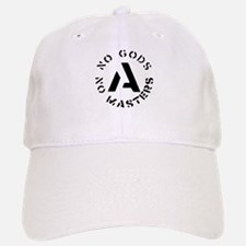 No Gods No Masters Baseball Baseball Cap