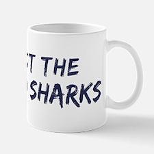 Protect the Leopard Sharks Mug