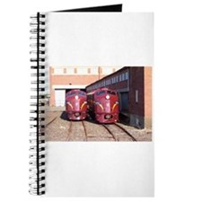 PRR E8a's 5711 & 5809 Journal