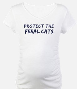 Protect the Feral Cats Shirt