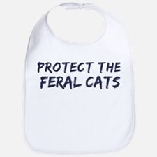 Protect the Feral Cats Bib