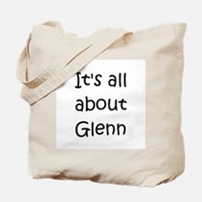 Unique Glenn Tote Bag