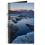 Winter Blue Mountains Journal