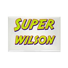 Super wilson Rectangle Magnet
