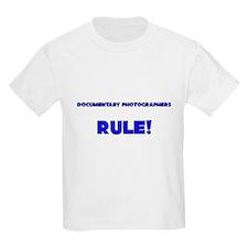 Documentary Photographers Rule! T-Shirt