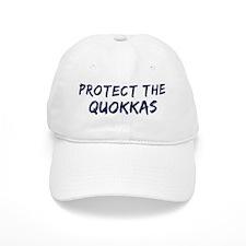 Protect the Quokkas Baseball Cap