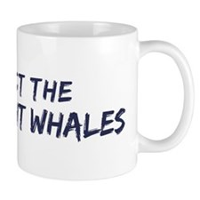Protect the Pygmy Right Whale Mug