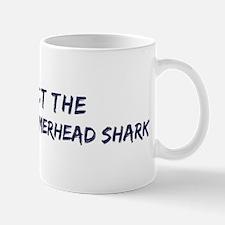 Protect the Scalloped Hammerh Mug