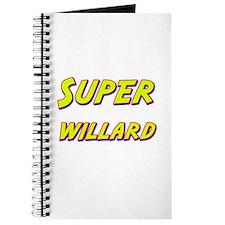 Super willard Journal