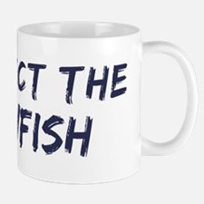 Protect the Sawfish Mug