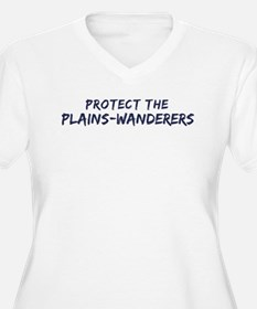 Protect the Plains-Wanderers T-Shirt