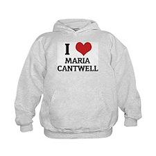 I Love Maria Cantwell Hoody