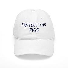 Protect the Pigs Baseball Cap