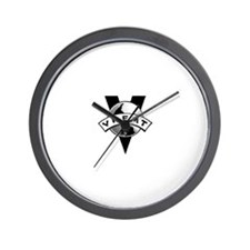 VHEMT Wall Clock