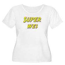 Super wes T-Shirt