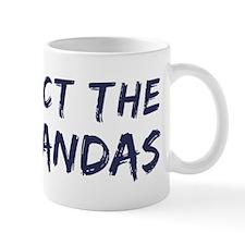 Protect the Red Pandas Mug