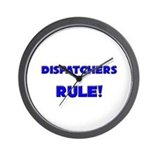 Dispatchers Rule! Wall Clock
