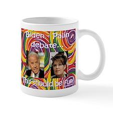 VP Debate #2 Mug