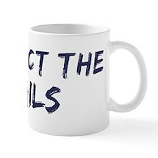 Protect the Rails Mug