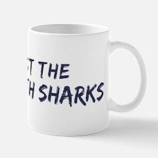 Protect the Megamouth Sharks Mug