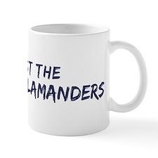 Protect the Marbled Salamande Mug