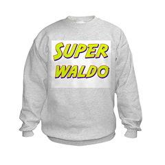 Super waldo Sweatshirt