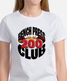 Ladies Bench 200 Club! Tee