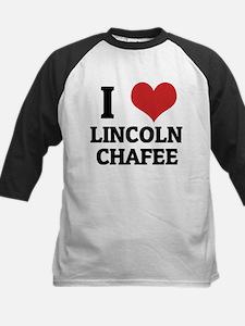 I Love Lincoln Chafee Tee