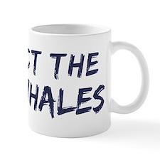 Protect the Gray Whales Mug
