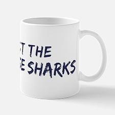 Protect the Gray Nurse Sharks Mug